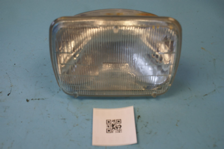 1984-1996 Corvette C4 RH Dip Beam Sealed Beam Headlight, Used Fair